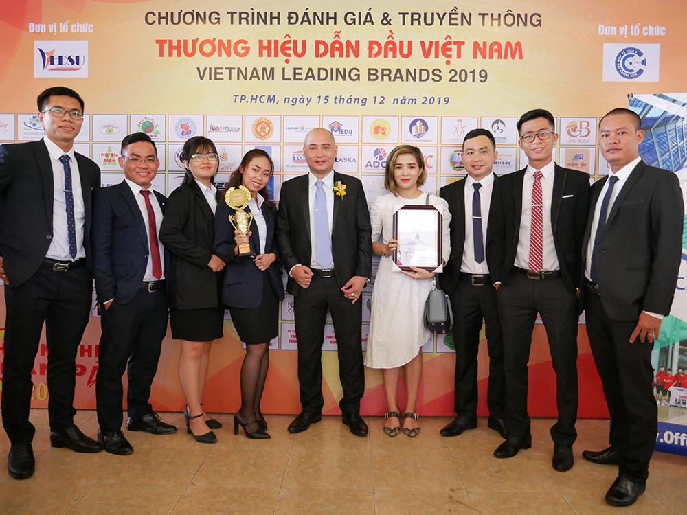Office Saiogn vinh dự nhận giải